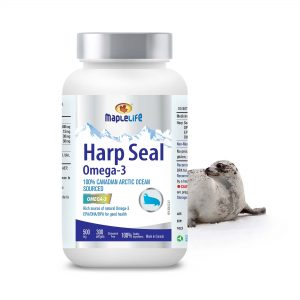 Harp Seal Oil Small