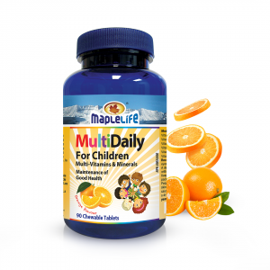 Multivitamin Chewables for Children – 90 Tablets