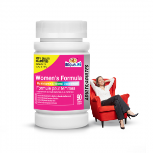 Multivitamin and Mineral Supplement (Women's Formula) – 90 Tablets