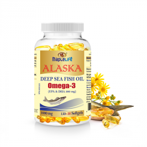 Omega 3 Fish Oil 18/12 Softgels 1000mg (Gold Package)- 180 softgels